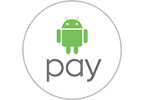 android pay pay eat logo